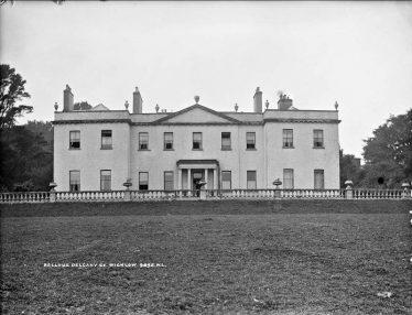 Bellevue House | Greystones Guide