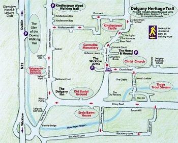 Delgany Heritage Trail