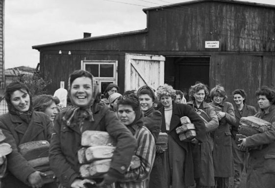 Incredible Delgany connection to the rescue and treatment of survivors in Belsen in 1945