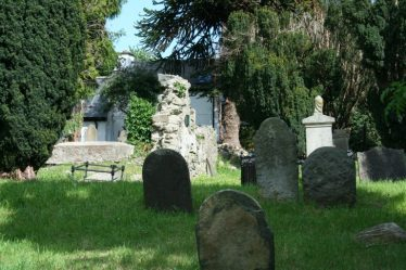 Old Burial Ground Delgany | Sheena Gogerty