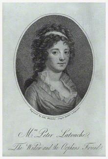 Elizabeth La Touche | by John Whitaker, National Portrait Gallery, London