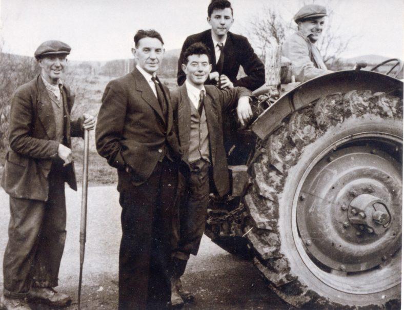 Photo 1.  1957
