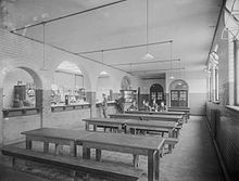 Reading and dining room | National Library of Ireland