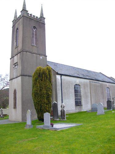 Church of Ireland, Donoughmore | Jim Butler C 2020