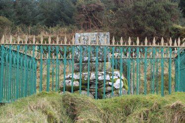 Mc.Allister's Grave, Kilranelagh | Jim Butler C 2020