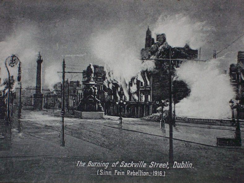 Post card 1916 | J Butler C 2020