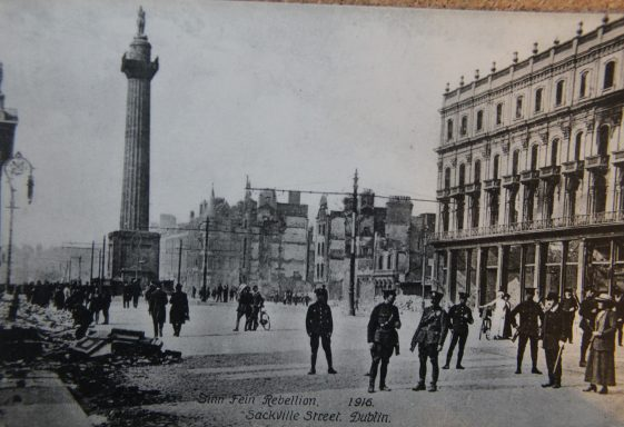 Post cards commemorating the 1916 Easter Rising