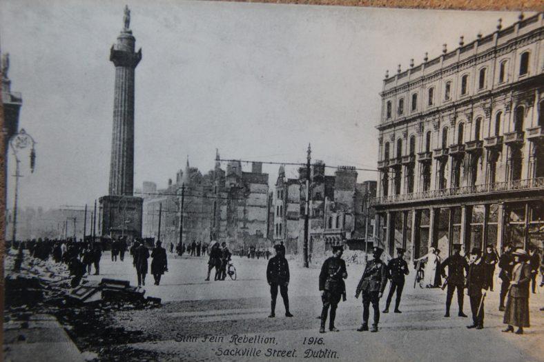 Sackville St, Dublin 1916 | J Butler C 2020