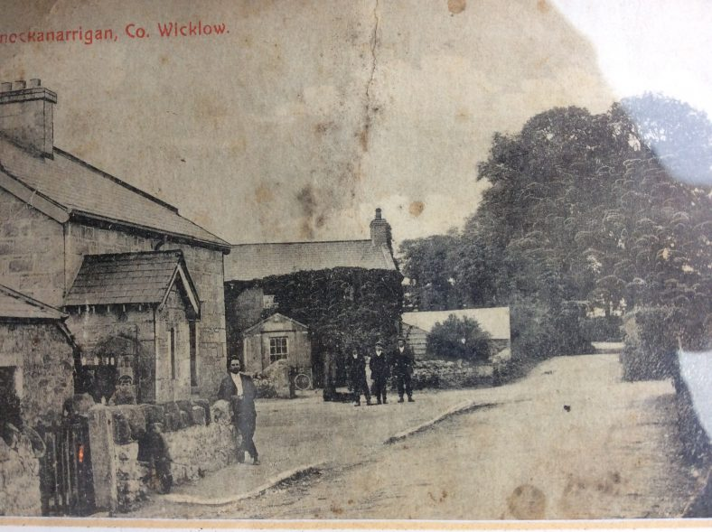 Postcard of Knockanarrigan