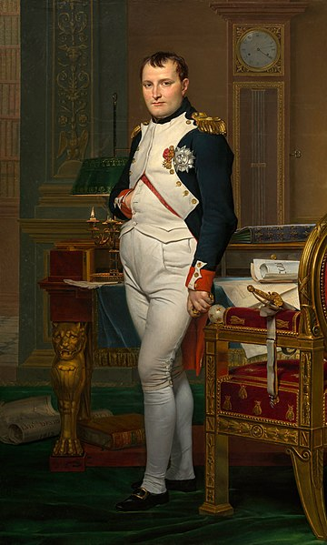 Napoleon Bonaparte | Wikimedia commons