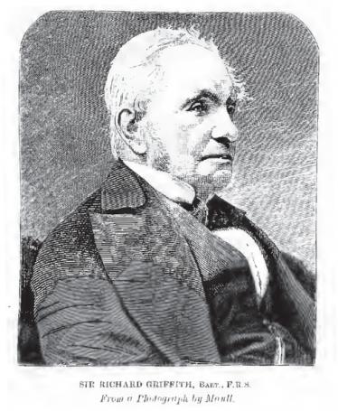 Sir Richard Griffith | Wikimedia commons