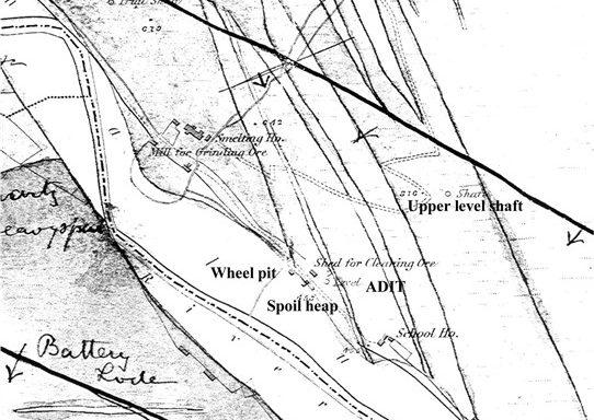 Ballinafunshoge - mining history