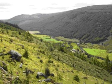 Glenmalure Valley | Martin Critchley