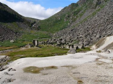 Overview of Glendalough Mines | Martin Critchley