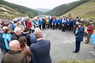 Miners' Way Launch Day, 7 June 2019