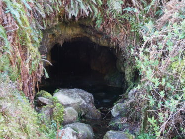 Opening to the Deep Adit, Baravore, Glenmalure | Joan Kavanagh