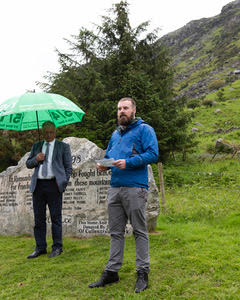 Miner's Way Launch Day 7 June 2019 - Glenmalure