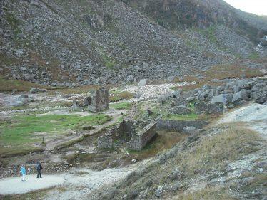 'The Miner's Village', Glendalough | Joan Kavanagh