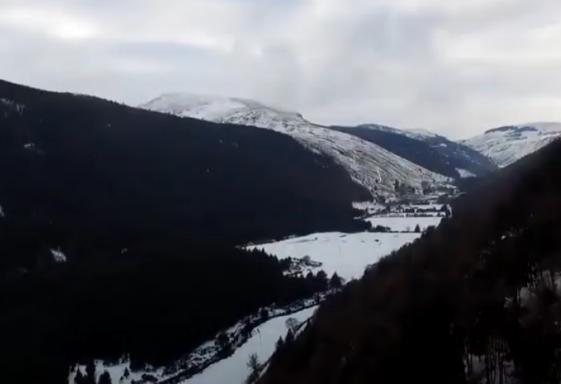 Snowy Glenmalure