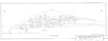 Figure 2 Glendalough Mines - Luganure Lode