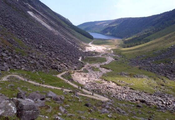The Geological Heritage of County Wicklow - Glendalough