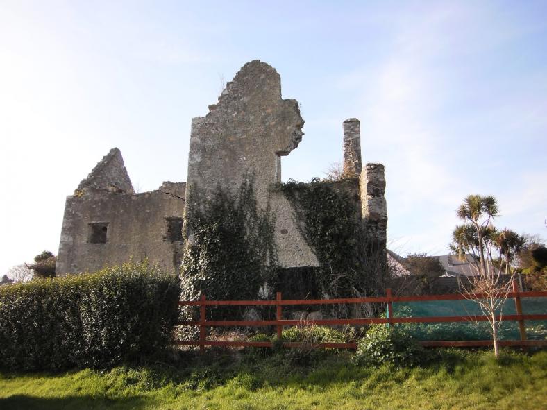 Killincarrig Castle   Image by C. Love
