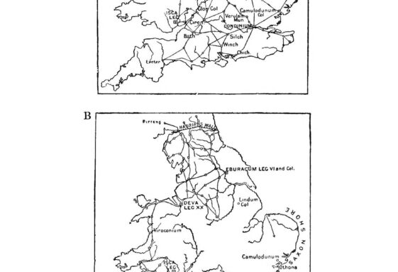 SETTLEMENT IN ROMAN BRITAIN
