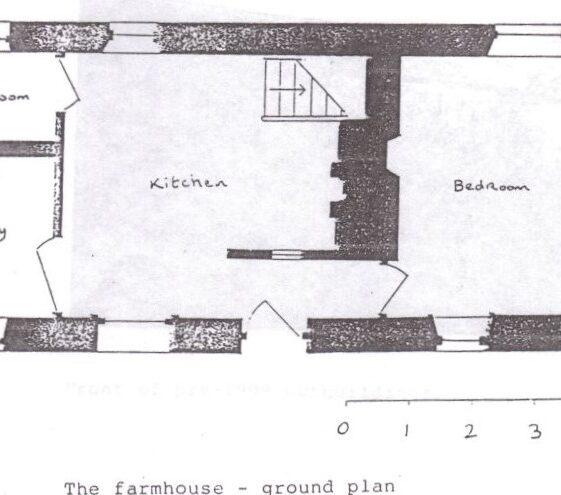CAPTAIN TARRANT'S FARMHOUSE