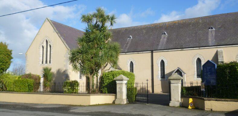 St. Killian's Church, Blacklion.   Image by C. Love