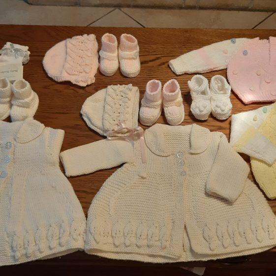 Knitwear for grandchild | Terry Lennon
