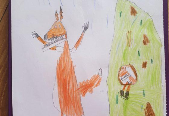 Daniel's Fox
