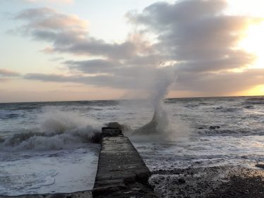 Waves at Naylor's Cove, Bray | Jennifer Murrin