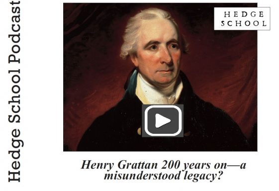 Henry Grattan Podcast