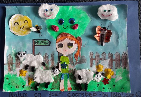Nature on your doorstep by Isla - Aged 6