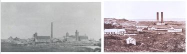 Kynoch's munitions factory which extended for over a mile along North Beach.  | Images: Jim Rees