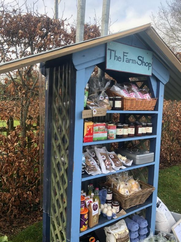 Tinahely Farm Shop | from Becky