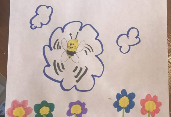 Sophia's drawing