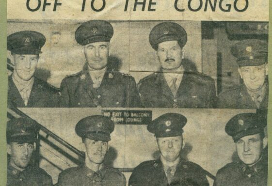 18. Soldiers, sailors and airmen: Dunlavin's military tradition