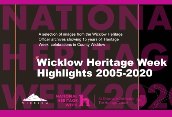 Wicklow Heritage Week  2005-2020