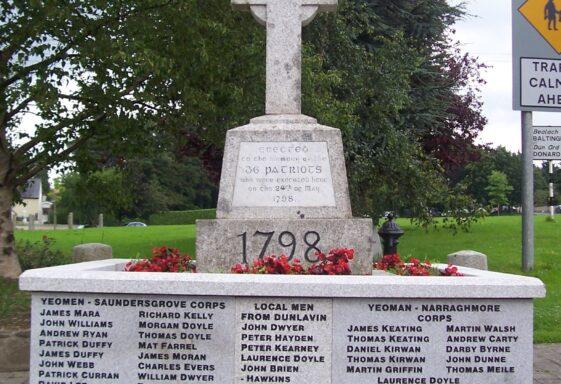 22. Massacre on Dunlavin Green
