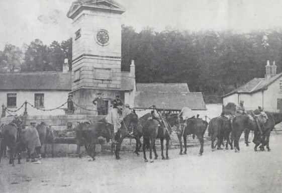 Enniskerry 1919-1922 by Brian White