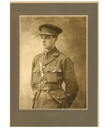 Regi Somerville, 1918 | Photo: Courtesy of Mr. Bill Somervillle