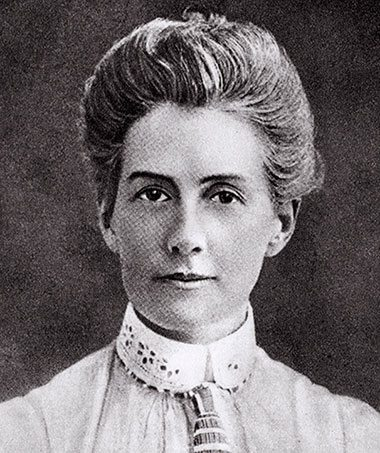 Nurse Edith Cavell 1865 - 1915 | Photo: Creative Commons - https://commons.wikimedia.org/wiki/File:Edith_Cavell.jpg
