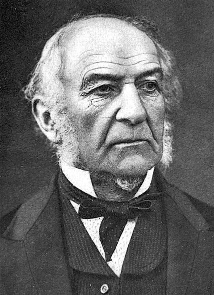 William Gladstone circa 1898 | Image: Baraud (Public domanin - https://commons.wikimedia.org/wiki/File:Portrait_of_William_Gladstone.jpg