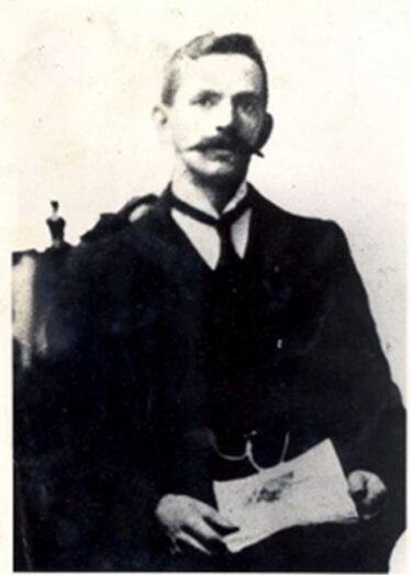 Thomas Traynor 1882-1921 | Image courtesy of Tullow Museum