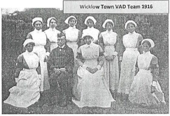 Wicklow Women in the Great War by Brendan Flynn