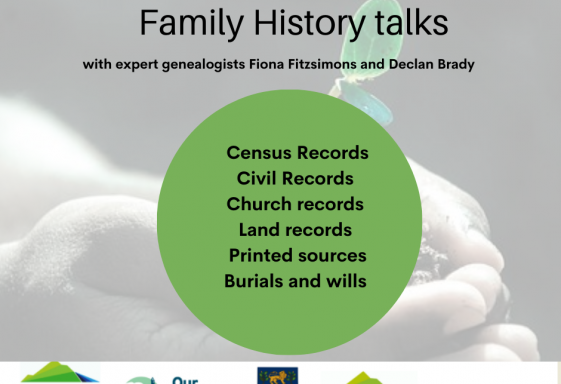 Introduction to Family History Talks