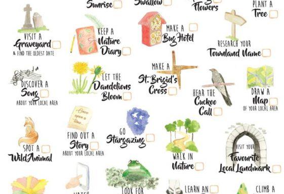 Spring into Heritage Bucket List