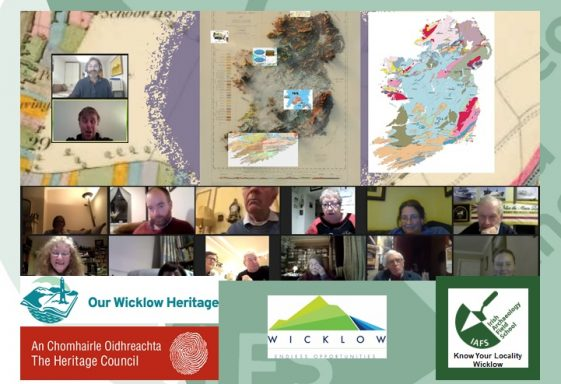 Know Your Locality Course - Wicklow - April 2021