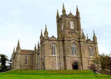 Fig. 3 St Patrick's Church, Wicklow Town.  | Brian White